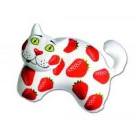 Подушка игрушка антистрессовая Сладенький кот