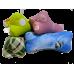 Подушки - игрушки антистрессовые