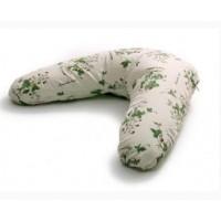 "Подушка для отдыха ""рогалик маленький "" 35х195 ПР0011"