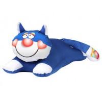Антистрессовая массажная игрушка Кот Сердечный